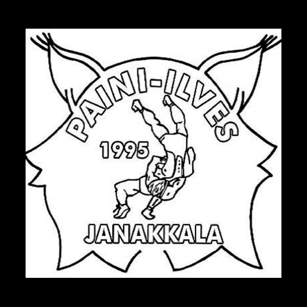Paini-Ilves Ry urheiluseuran logo