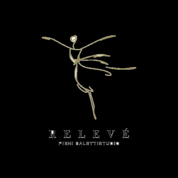 Pieni balettistudio Releve urheiluseuran logo