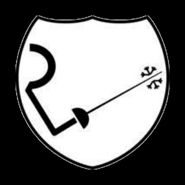 Rovaniemen Miekkailijat Ry urheiluseuran logo