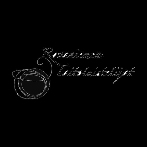 Rovaniemen Taitoluistelijat Ry urheiluseuran logo