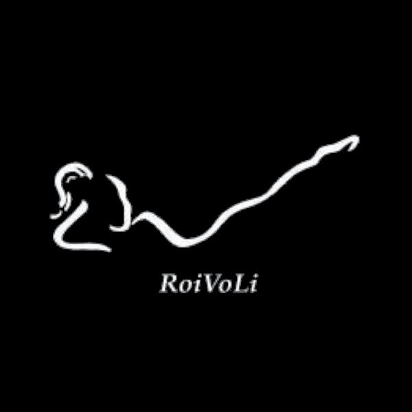 Rovaniemen Voimistelu ja Liikunta Ry urheiluseuran logo