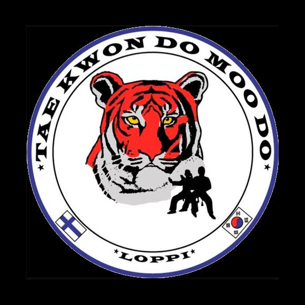 Taekwondo Loppi Ry urheiluseuran logo