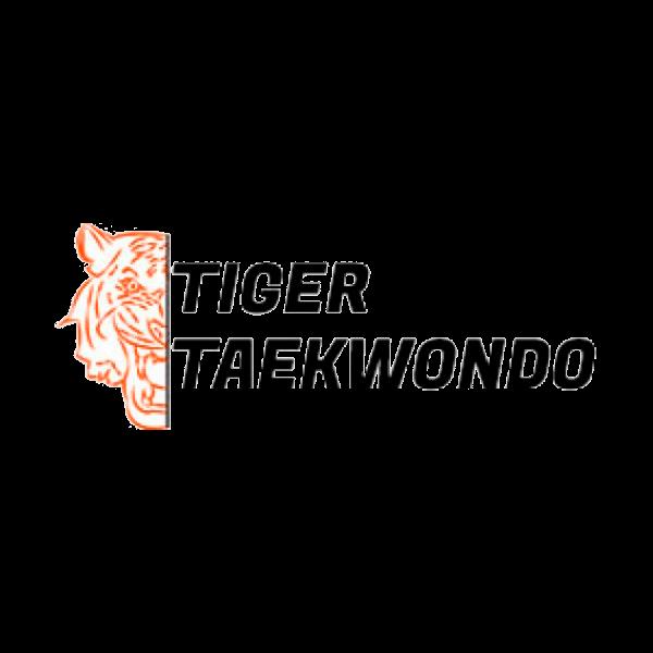 Tiger Taekwondo Ry urheiluseuran logo