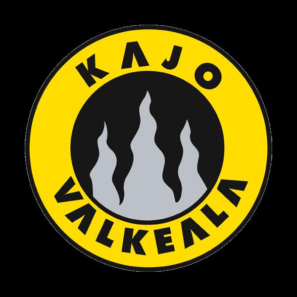 Valkealan Kajo Ry urheiluseuran logo