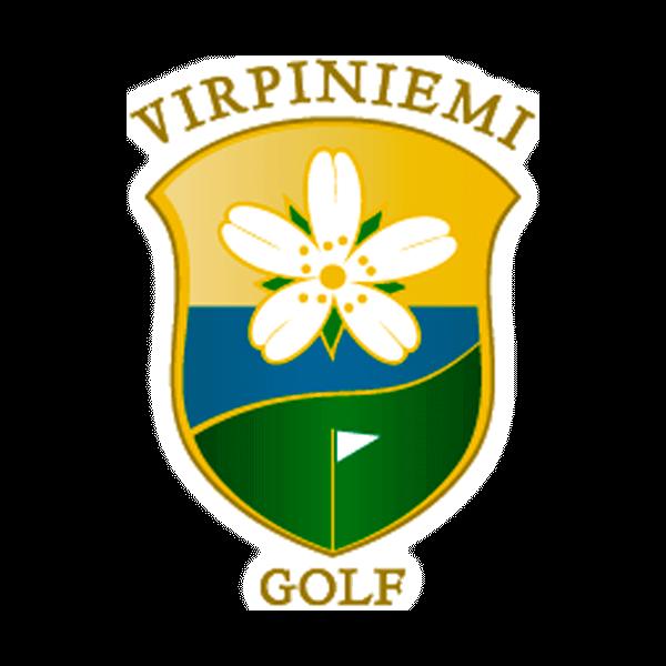 Virpiniemi Golf Club Ry urheiluseuran logo