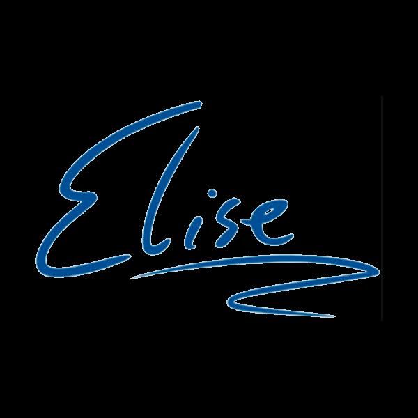 Voimistelu- ja urheiluseura Elise Ry urheiluseuran logo