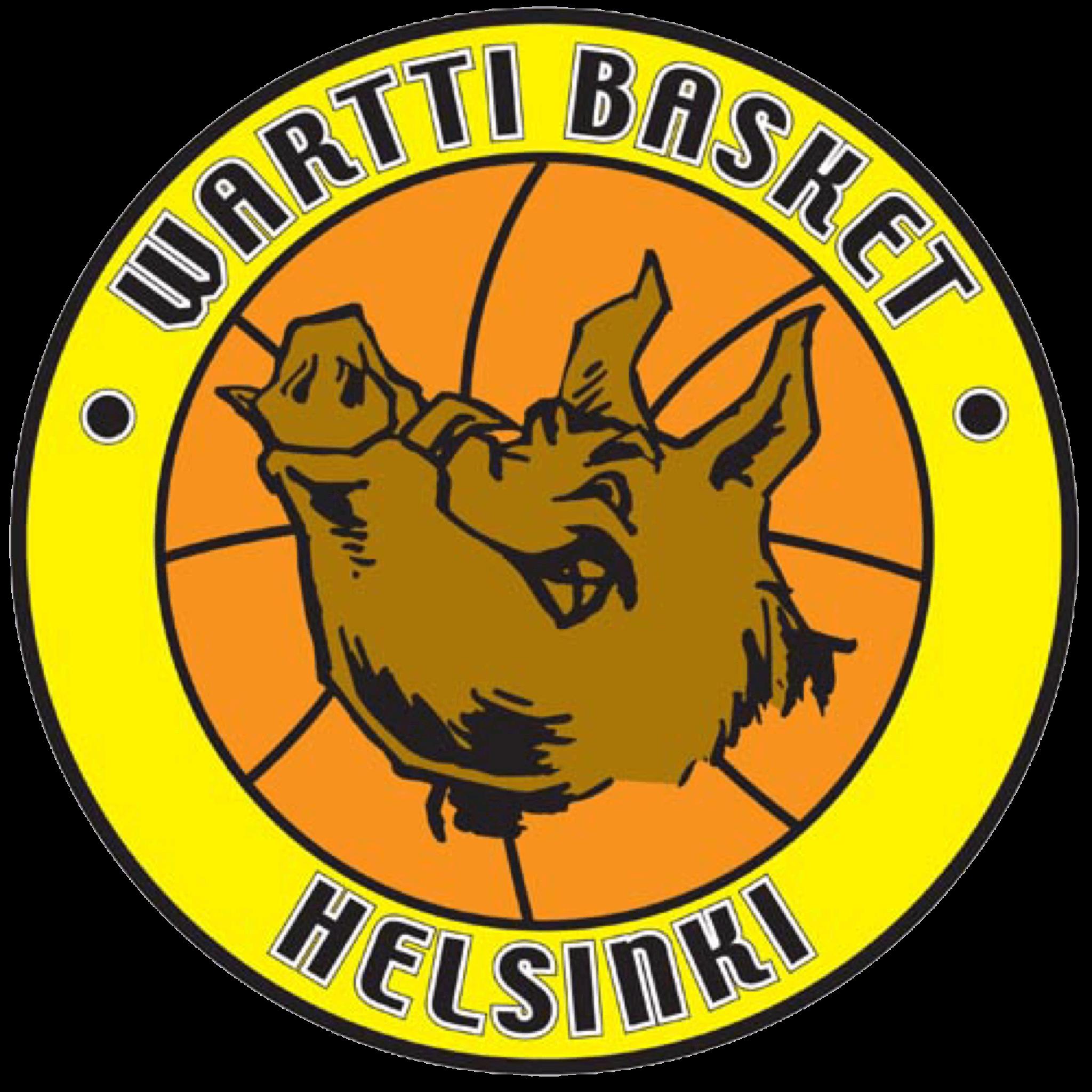 Wartti Ry urheiluseuran logo
