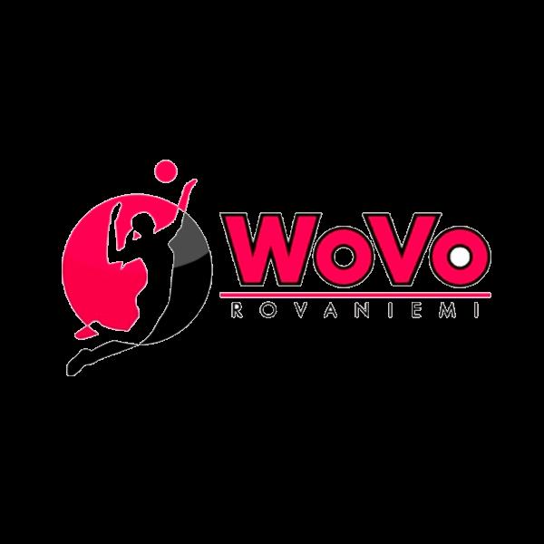Woman Volley Ry urheiluseuran logo