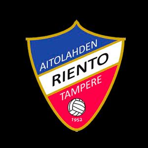 Aitolahden Riento Ry urheiluseuran logo