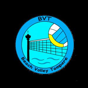 Beach Volley Tampere Ry urheiluseuran logo