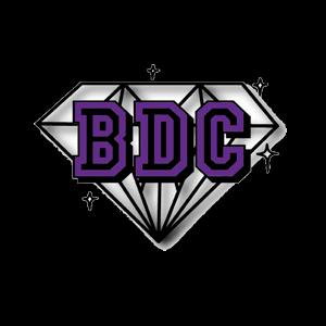 Black Diamond Cheerleaders Ry urheiluseuran logo