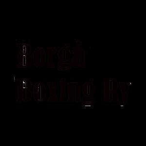 Borgå Boxing Ry urheiluseuran logo
