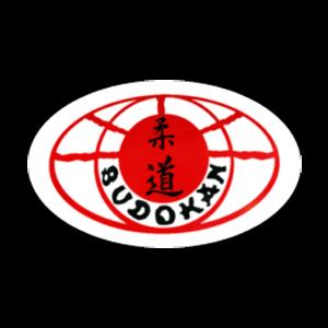 Budokan Ry urheiluseuran logo