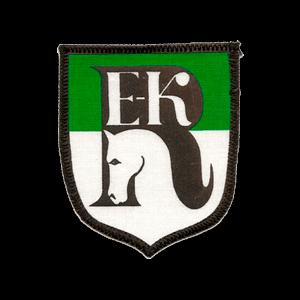 Etelä-Kymen Urheiluratsastajat Ry urheiluseuran logo