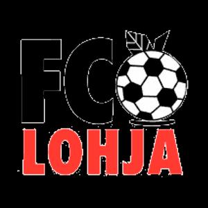 FC Lohja Ry urheiluseuran logo