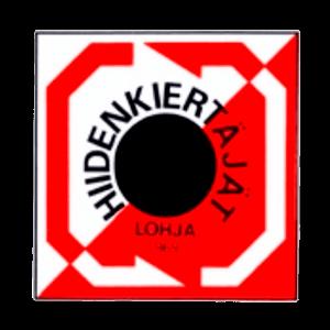 Hiidenkiertäjät Ry urheiluseuran logo