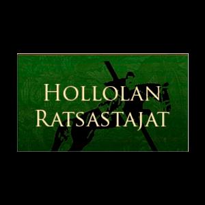Hollolan Ratsastajat Ry urheiluseuran logo
