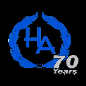 Idrottsföreningen Helsinge-Atlas Rf urheiluseuran logo
