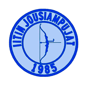 Iitin Jousiampujat Ry urheiluseuran logo