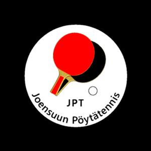 Joensuun Pöytätennis Ry urheiluseuran logo