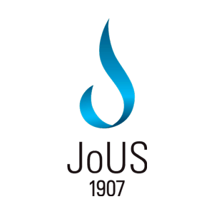 Joensuun Uimaseura Ry urheiluseuran logo