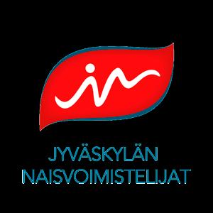 Jyväskylän Naisvoimistelijat Ry urheiluseuran logo