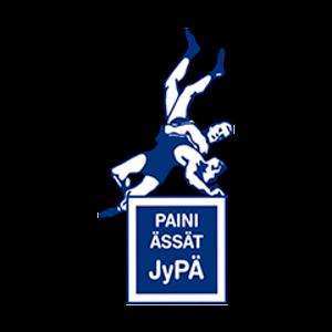 Jyvässeudun Paini-Ässät Ry urheiluseuran logo