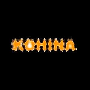 KOHINA -melonta Ry logo