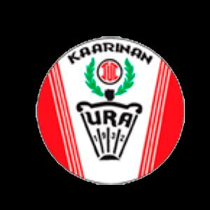 Kaarinan Ura Ry urheiluseuran logo