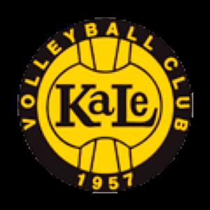 Kalevan Lentopallo Ry urheiluseuran logo