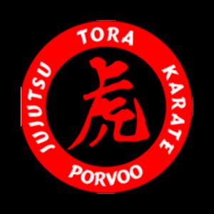Karateseura Tora Ry urheiluseuran logo