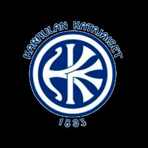 Karhulan Katajaiset Ry urheiluseuran logo