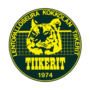 Kokkolan Tiikerit Juniorit Ry logo