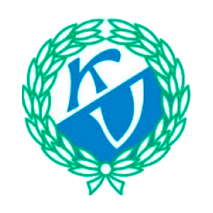 Kokkolan Veikot Ry urheiluseuran logo