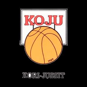 Kori-Jussit Ry urheiluseuran logo