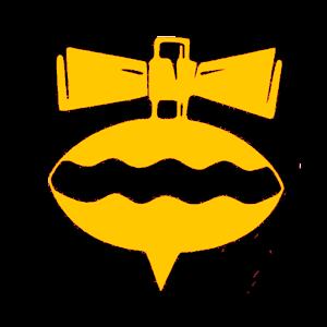 Kotkan Hyrrät Ry urheiluseuran logo