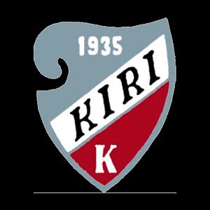 Kotkan Kiri Ry urheiluseuran logo