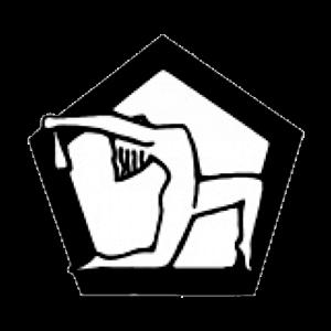 Kotkan Naisvoimistelijat Ry urheiluseuran logo