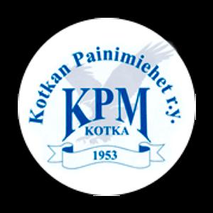 Kotkan Painimiehet Ry urheiluseuran logo