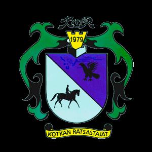 Kotkan Ratsastajat Ry urheiluseuran logo