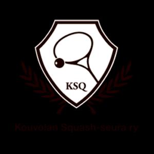 Kouvolan Squash-seura Ry urheiluseuran logo