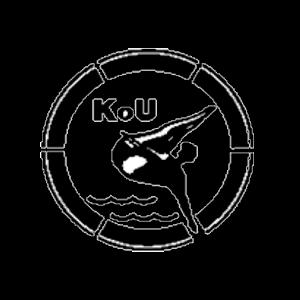 Kouvolan Uimarit Ry urheiluseuran logo