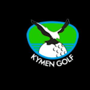 Kymen Golf Ry urheiluseuran logo
