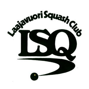 Laajavuori Squash Ry urheiluseuran logo