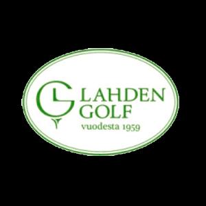 Lahden Golf Ry urheiluseuran logo