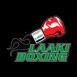 Lahden Laaki Ry urheiluseuran logo