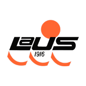Lahden Uimaseura Ry urheiluseuran logo