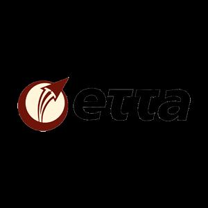 Lentopalloseura Etta Ry urheiluseuran logo