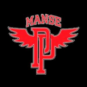 Manse PP Ry urheiluseuran logo