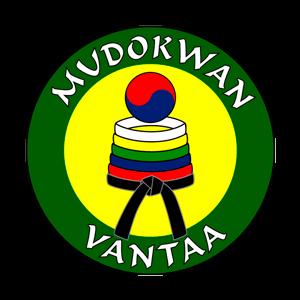 Mudokwan Vantaa Ry urheiluseuran logo